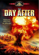 DAY AFTER RARE DVD Jason Robards Nuclear War Lawrence Kansas Soviet Russia 1983