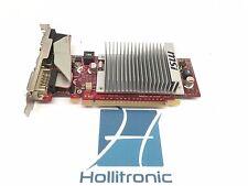 MSI N8400GS-MD256H/TC 8400GS PCIE 1GB DDR3 DVI VGA