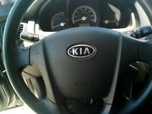 2005-2010 KIA Sportage Left Driver Steering Wheel Airbag Black