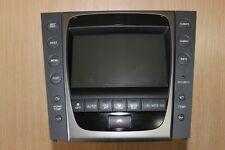 2006 Lexus Gs 300 / BASE Navigation Touch pantalla monitor 86111-30430