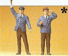 More details for preiser 45000 controller and conductor figure set
