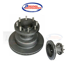 Disc Brake Rotor-Original Performance Front WD Express 405 18092 501