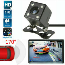 4LED Car Rear View Reverse Parking Backup Cam Waterproof Night Vision HD Camera