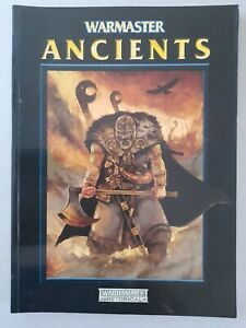 Warmaster Ancients, Rule Book, Warhammer  Historical