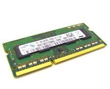 2gb ddr3 NETBOOK 1333 MHz RAM così DIMM per Toshiba nb520 (Samsung memoria di marca)