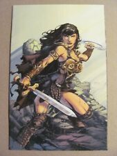 Xena Warrior Princess #1 Dynamite 2017 Series 1:10 Virgin Variant 9.6 Near Mint+
