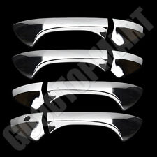 For 08 09 10 11 12 Honda Accord Sedan CHROME 4 DOOR HANDLE COVER