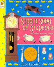 Lacome, Julie, Sing a Song of Sixpence, Very Good Book