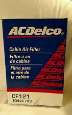 ACDelco CF121 - Cabin Air Filter for Buick Chevrolet Oldsmobile 1997-2003
