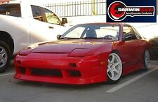1989-1994 240SX S13 3DR Hatchback HB Silvia OGS Style Full Body Kit Bumpers/Side