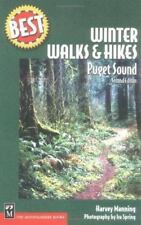 Best Hikes: Best Winter Walks and Hikes : Puget Sound by Mountaineers Books Staf