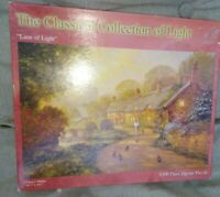 THE CLASSICAL COLLECTION OF LIGHT 1000 PIECE JIGSAW PUZZLE - Complete
