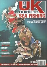 DENNIS ANGLING BOOK UK GUIDE TO SEA FISHING TACKLE TACTICS BAIT paperbck BARGAIN