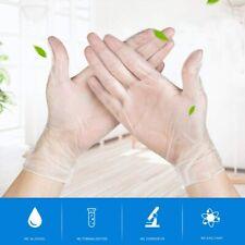 Best Vinyl Gloves Powder/Latex Free Transparent Gloves Food Strength UK Hygiene