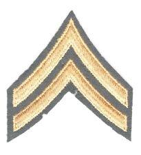 Army Chevron: Corporal (single) - on Ag felt