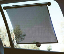 CAR VAN SUN SHADES ROLLER BLINDS WINDOW GLASS PRIVACY FILM COVER CHILD AC17