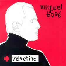 MIGUEL BOSE - VELVETINA CD + DVD WE833 Pal Region 0 DVD