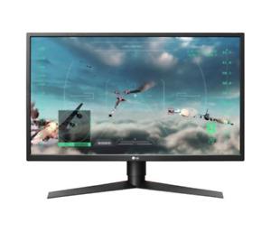 LG 27GK750F-B Ultragear Full HD G-SYNC Compatible Gaming Monitor 27 Inch - Black