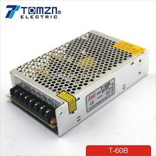 60W Triple output 5V 12V -12V Switching power supply