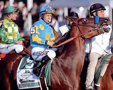 American Pharoah Horse Racing Triple Crown Winner  Photos 8x10 #4