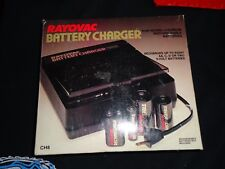 Rayovac Nickel Cadmium Battery Charger Model CH8