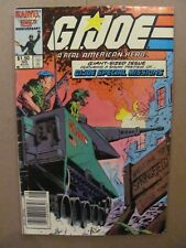 GI Joe A Real American Hero #50 Marvel Canadian Newsstand $1.50 Price Variant