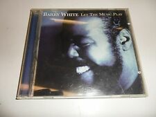 CD  Let the Music Play von Barry White (2001)