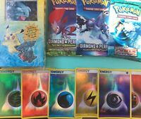 Pokemon Diamond & Pearl Power Pack 3 Boosters Holo Energy EX Power Keepers Gible