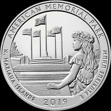 ONE H//T O//W LOOMIS BU BANKROLL 2019P NORTHERN MARIANA ISLAND QUARTERS ??2019W??