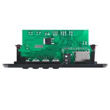 DIY USB Car Bluetooth MP3 Decoder Board Audio Receiver TF FM Radio Module