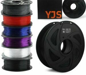 3D Printer Filament Plastic Printing For Wood Solid Colors Filaments Zero Bubble