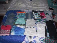 lot de 22 vêtements ETE fille taille XS ou 14 ans A VOIR