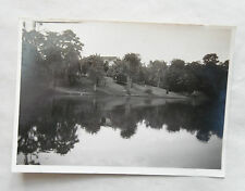 Vintage 40s/1948 B/W Photograph. Lake Gardens, Kuala Lumpur, Malaysia #1