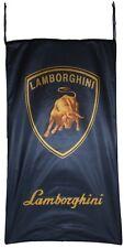 LAMBORGHINI FLAG BANNER  VERTICAL gallardo murcielag 5 X 3 FT 150 X 90 CM