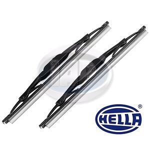 HELLA Wiper Blades, 11 Inch, Pair (QTY 2) 111955425 VW BUG BEETLE 1968-1972