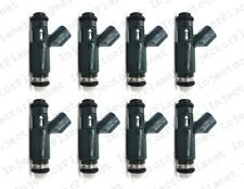 Set of 8 DENSO 4290 fuel Injector 03-09 Jaguar S-type 4.2L SuperCharged 2W93-BA