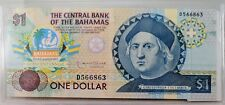 Bahamas One Dollar 1992 Series