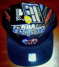 BULLS NBA CHAMPIONS '98 STARTER CHAMPIONSHIP LOCKER ROOM HAT