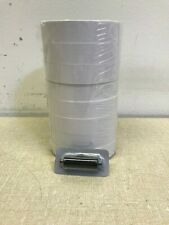 White Labels For 1155 1156 1170 Price Gun Labels 8 Rolls With Ink ,Free ship.
