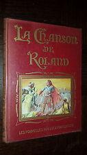 LA CHANSON DE ROLAND - Mme Fringant 1948 - Ill. J. Roubille