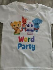 Word Party T-Shirt