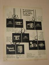 EDIXA REFLEX=ANNI '50=PUBBLICITA=ADVERTISING=WERBUNG=390