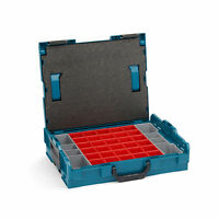 L-Boxx 102 Werkzeugkoffer limited Edition (makita style) inkl. Insetboxenset A3