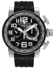 Graham Silverstone Stowe Classic Chronograph Automatic Men's Watch 2BLDC.B11A