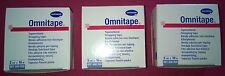 10 Rollen Original Omnitape 2 cm breit, 10m lang Tape Tapeverband