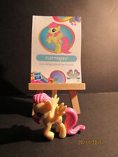 2014 My Little Pony Blind Bag Figure and Card #01 Fluttershy