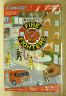 SMETHPORT - MAGNETIC PLAYSET - FIRE FIGHTERS - NEW - MADE IN USA   ZSME-7126
