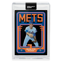 Topps PROJECT 2020 Card 126 - 1969 Nolan Ryan by Grotesk