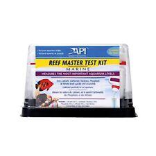 API Reef Master Test Kit Marine Aquarium Testing Calcium KH Phosphate Nitrate