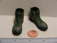 "Hot Toys Resident Evil Chris Redfield Boots 1:6 Scale Biohazard 12""Inch figure"